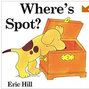 Spot books by Eric Hill
