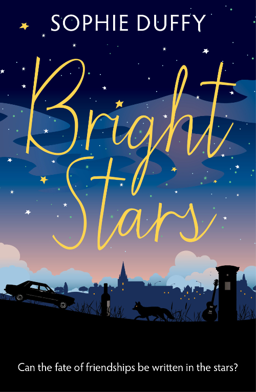 Bright Stars, published by Legend Press October 1st 2015